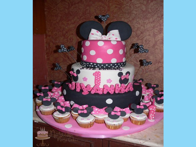 Mickey and Minnie Mouse (2)